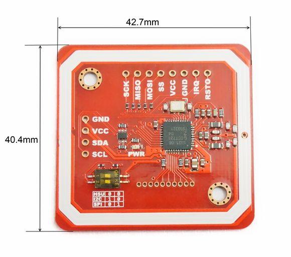 PN532 NFC RFID module V3 kit ยี่ห้อ ElecHouse