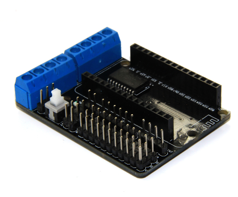 Motor Driver (L293DD) Shield for NodeMCU V2
