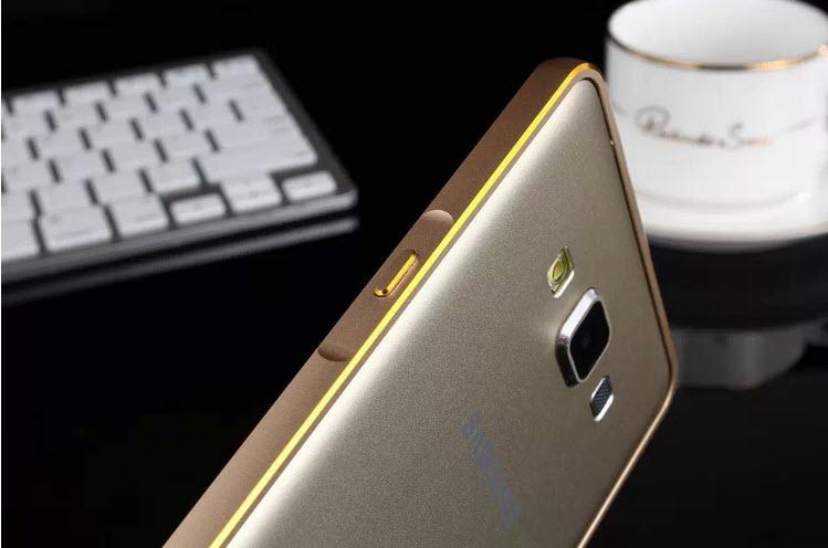 Bumper ขอบ อลูมิเนียม Samsung Galaxy A7/A700