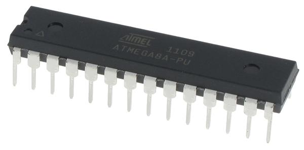 ATMEGA8A-PU (DIP-28)