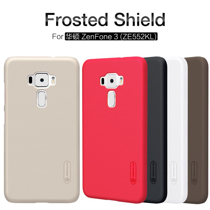 เคส Asus ZenFone3 5.2 นิ้ว ZE520KL Frosted Shield NILLKIN แท้ !!!