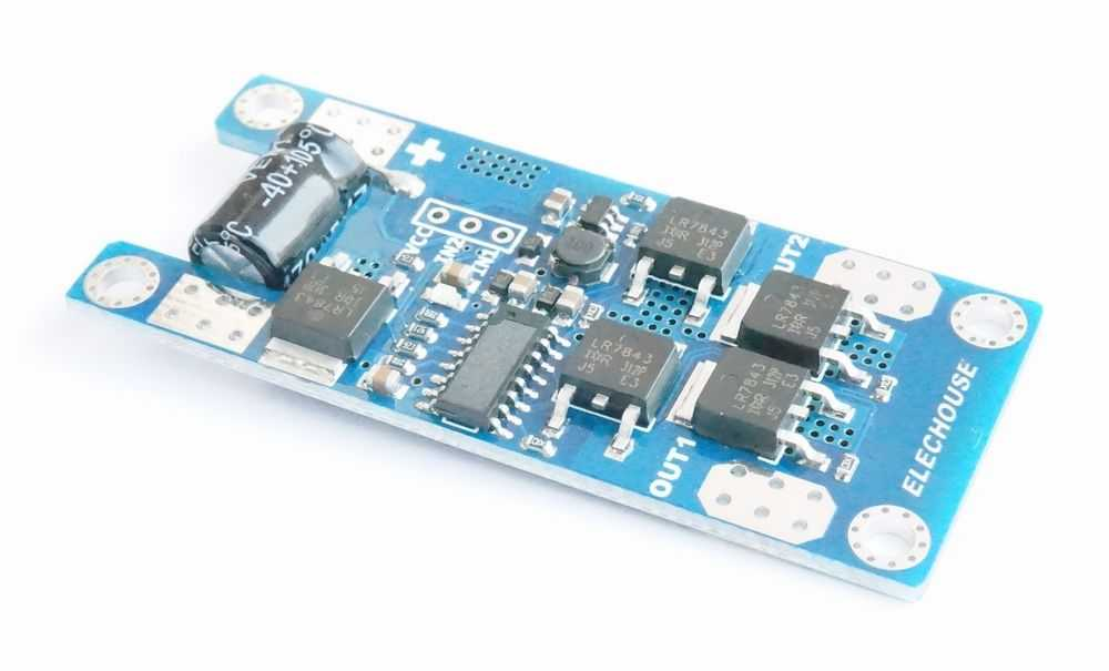 20A Single Channel Motor Driver Board
