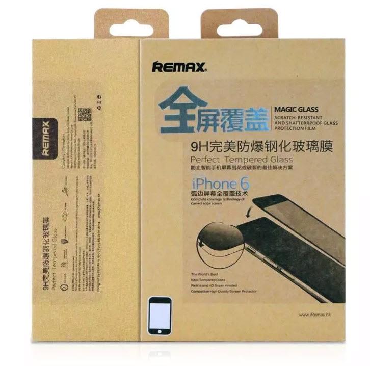 """- ฟิล์มกระจกนิรภัย Remax Magic glass For Apple iPhone6 4.7"""""""