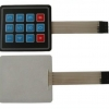 4x3 matrix keypad