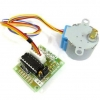 Stepper motor+Driver Board (ULN2003)