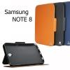 เคส Samsung Galaxy NOTE 8 (N5100) รุ่น Leather Case Cover งานสวยมากๆๆ
