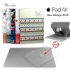 - เคส Apple iPad Air 1 รุ่น Macada Vintage Style หมุนได้ 360 องศา