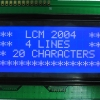 20x4 Character LCD