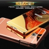 - Aluminum Bumper Frame For Samsung Galaxy A7 (2016) รุ่น High Luxury
