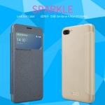 NILLKIN เคส ASUS ZenFone 4 Max Pro รุ่น Sparkle Leather Case แท้ !!