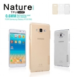 Nillkin Nature Slim Clear TPU Case Cover for Samsung Galaxy A5