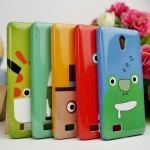 TPU ครอบหลังOPPO Joy3 Cartoon Series 2