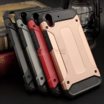 Rugged Hybrid Dual Layer Armor Case Cover For Huawei Y6 II