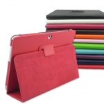 เคส Samsung Galaxy NOTE 10.1 N8000 PU Leather Case