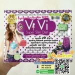 VIVI super slim diet ( รสองุ่น ) วีวี่ สลิม ไดเอท ปลีก 99 บ./ส่ง 75 บ.