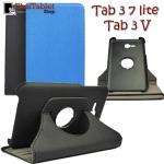 เคส Samsung Galaxy Tab 3 7 Lite + Tab V T110 T111 รุ่น Jeans Style หมุนได้ 360 องศา