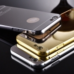 - Aluminum Bumper Frame For Apple iPhone 6 / 6s รุ่น High Luxury