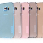 Nillkin Nature Slim Clear TPU Case Cover for Samsung Galaxy A7