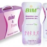 BIM น้ำมังคุดสกัด บิม 30ซอง