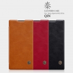 NILLKIN Thin Qin PU Leather Flip Pouch Cover เคส Sony Xperia XA2 Ultra