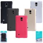 เคสครอบหลัง Samsung Galaxy Note4 Frosted Shield NILLKIN แท้ !!