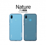 Nillkin Nature Slim Clear TPU Case Cover for Huawei Nova 3e (P20 Lite)