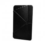 - เคส Samsung Galaxy Tab4 7 นิ้ว T230 รุ่น Onjess TransFomer สีดำแคฟล่า