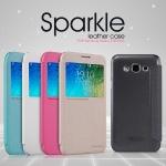 เคส Galaxy Galaxy E5 Leather case NILLKIN แท้ !!!