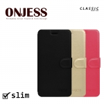 ONJESS Leather Case Lenovo A7000/A7000 Plus รุ่น Slim Design