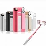 เคสไม้เซลฟี รีโมท iPhone 7 Plus