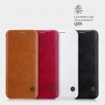 NILLKIN Thin Qin PU Leather Flip Pouch Cover เคส Samsung Galaxy S9 Plus