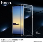 HOCO Slim Clear TPU Case Cover for Samsung Galaxy Note 8