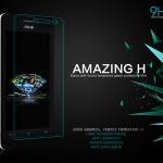 - NILLKIN ฟิล์มกระจกนิรภัย For Huawei Honor 3C Amazing H