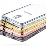 Diamon Aluminium Bumper For Samsung Galaxy S5