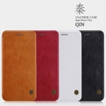 NILLKIN Thin Qin PU Leather Flip Pouch Cover Case For iPhone 8 Plus