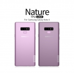 Nillkin เคส Samsung Galaxy Note 9 รุ่น Nature Slim Clear TPU