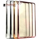 - TPU ใสขอบสี เคส Apple iPad Mini 4