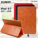 XUNDD Gra Series เคส iPad 9.7 2017/ 9.7 2018 งานหนังเรียบบาง