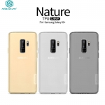Nillkin Nature Slim Clear TPU Case Cover for Samsung Galaxy S9 Plus