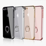 Genuine Xundd Jazz Series Clear Back Cover with Ring Case For iPhone 8 Plus
