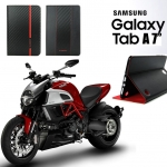 """- เคส Samsung Tab A 7"""" T280/T285 รุ่น Black Seies"""