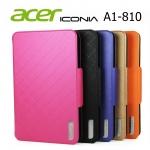 เคส Acer iconia A1 - 810 / 811 รุ่น Luxury Cover Slim เลิศหรู ดูไฮโซ
