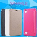 เคส OPPO Mirror 5 A51 Sparkle Leather Case NILLKIN แท้ !!