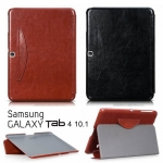 HOCO Crystal Series Retro Leather Stand Case for Samsung Galaxy Tab 4 10.1 T530
