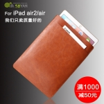 New Luxury Slim Soft Pu Leather Case Sleeve for Apple iPad Air2 9.7""