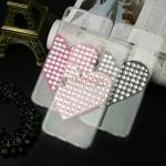 Suntoo Love!! เคสครอบหลังประดับเพชร Huawei Nova 2i