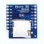 Micro SD Shield for WeMos D1 mini thumbnail 1