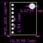 GY-85 IMU/9DOF (ITG3205 ADXL345 HMC5883L) thumbnail 3