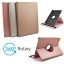 - Platinum 360° Rotating PU Leather Folio Case Cover Stand for Apple iPad Air thumbnail 1