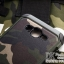 เคสครอบหลังลายทหาร Apple iPhone 6/6S 4.7นิ้ว สีเขียว thumbnail 4
